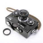 Rollei 35 Tessar ローライ テッサー 40mmF3.5 3.5/40 ブラック