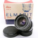 LEICA ライカ Elmarit エルマリート 28mmF2.8 M 第2世代 後期(E48・レトロタイプ・無限遠ロック無・整備済) + 元箱