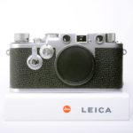 LEICA ライカ バルナック IIIf 3f RD レッドダイヤル セルフ付 1955年製