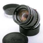 LEICA ライカ Summicron ズミクロン 50mmF2 第2世代 + IROOAフード