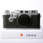 LEICA ライカ バルナック IIIf 3f RD レッドダイヤル セルフ付 1955年製 (中村光学OH済)