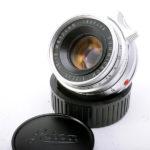LEICA ライカ Summicronズミクロン 35mmF2 第1世代 8枚玉 L/M両用 ドイツ製造(中村光学OH済)