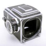 Hasselblad ハッセルブラッド 500Cボディ+ ノブメーター + A12マガジン + WLファインダー