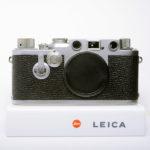 LEICA ライカ バルナック IIIf 3f RD レッドダイヤル セルフ付 1954年製 (中村光学OH済)