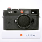 LEICA ライカ M8 デジタル ブラックボディ 元箱、付属品一式