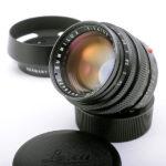 LEICA ライカ Summilux ズミルックス 50mmF1.4 第2世代 + 純正フード