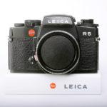 LEICA ライカ 一眼レフ R5 ブラック