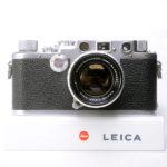 LEICA ライカ バルナック IIIf 3f RD レッドダイヤル 1953年製 + おまけCanonレンズ
