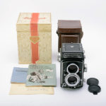 ROLLEICORD Va ローライコード Xenar クセナー75mm F3.5 + 元箱一式