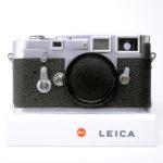 LEICA ライカ M3 DS 福耳ダブルストローク 中初期型 89万番台 1957年製