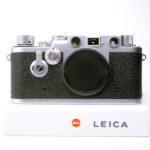 LEICA ライカ バルナック IIIf 3f RD レッドダイヤル セルフ付 1956年製 (中村光学OH済)