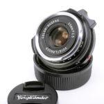 Voigtlaender フォクトレンダー COLOR-SKOPAR カラースコパー 35mm f2.5 PⅡ VM