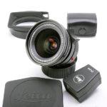LEICA ライカ Elmarit-M エルマリート 24mm F2.8 ASPH + 純正フード + 外付けファインダー