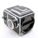 Hasselblad ハッセルブラッド ☆500C/Mボディ + ノブメーター + A12マガジン + WLファインダー