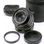 LEICA ズミクロン Summicron-M 35mm F2 旧ASPH 第4世代 フードはめ込み式