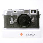 LEICA ライカ M3 DS 福耳ダブルストローク 中初期型 87万番台 1957年製(中村光学OH済)