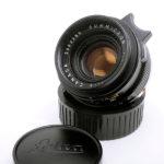 LEICA ライカ Summicron ズミクロン 35mm F2 第2世代 後期ツノ無し(第3世代) M 6枚玉